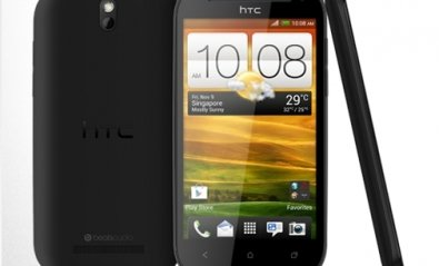 HTC One SV, con Android 4.0 y chip de doble núcleo