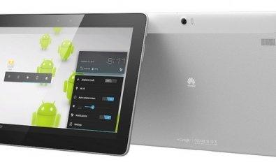 MWC: Huawei MediaPad 10 FHD, con cuatro núcleos