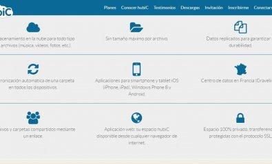 hubiC, la alternativa a Dropbox
