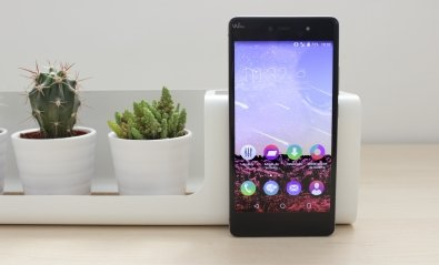 Wiko Fever, review: uno bueno, bonito y barato 'designed in France'