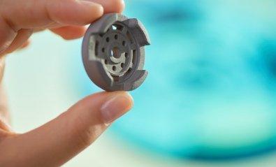 HP lanza una tecnología de impresión 3D de piezas metálicas