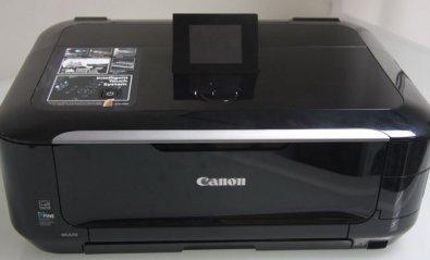 Canon PIXMA MG6250, tecnología a la última e impecable diseño