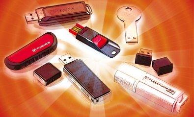 Memorias USB, tu mundo en el bolsillo