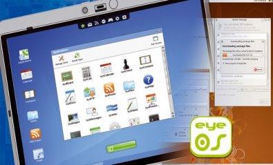 Instala y configura eyeOS 1.8