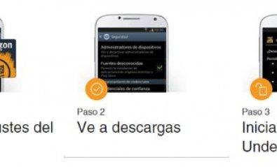 Amazon Underground, la tienda de apps gratis para Android