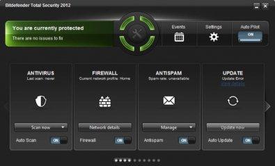 Nueva versión de Bitdefender Total Security