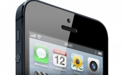 Apple vende 5 millones de iPhone 5 en un fin de semana