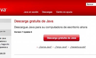 Descubierto un grave fallo de seguridad en Java