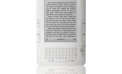 Amazon trae el Kindle Touch