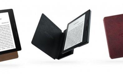 Kindle Oasis, el nuevo Kindle «premium» de Amazon