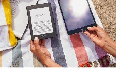Amazon renueva el Kindle