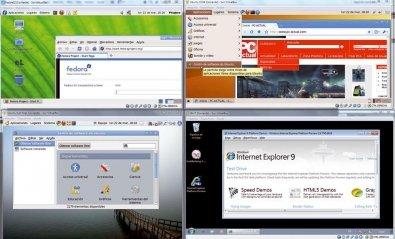 La virtualización se apodera del PC