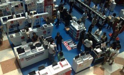 Las ventas de ordenadores se estancan