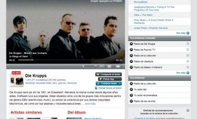 La red social Last.fm reconoce un robo de contraseñas