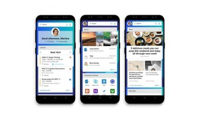 Microsoft Launcher para Android