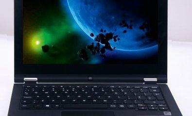 Equipo convertible Lenovo IdeaPad Yoga 11 con Windows RT
