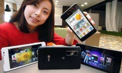 MWC: LG mostrará en el MWC 2012 el nuevo Optimus 3D Max