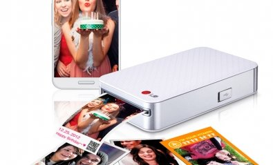 LG lanza la primera impresora de bolsillo para smartphones