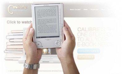Organiza tu biblioteca de libros electrónicos con Calibre