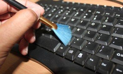 Cómo limpiar el portátil