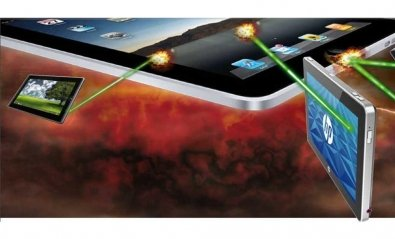 Llega la competencia  para el iPad de Apple. ¿Originales o copias?