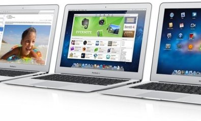 Nuevo MacBook Air con procesador Sandy Bridge