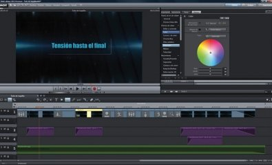 Software de edición Magix Video deluxe 2013 Premium