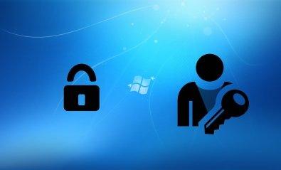 Password olvidada en Windows