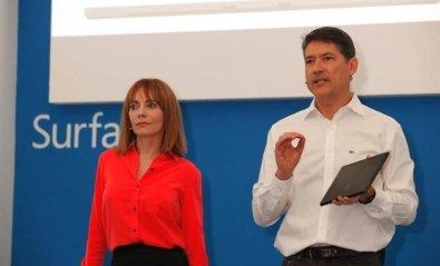 Por fin Microsoft trae su tableta Surface a España