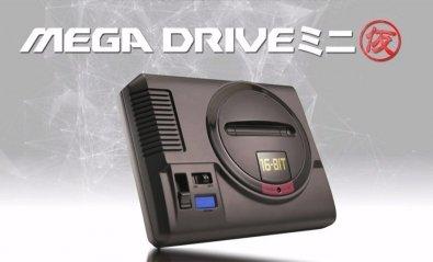 SEGA se sube a la era de la nostalgia con Mega Drive Mini