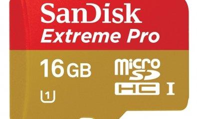SanDisk lanza la tarjeta micro-SD más rápida del mundo