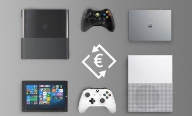 Microsoft te ayuda a reciclar tus viejos dispositivos