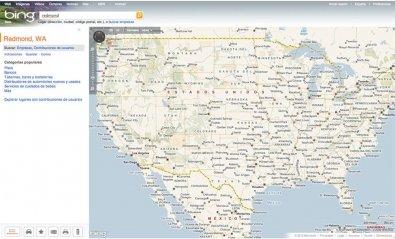 Microsoft renueva Bing con más opciones y contenidos relacionados