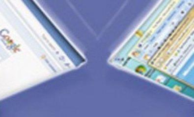 Microsoft y Google se miden en sus sistemas operativos