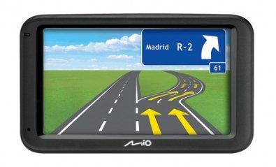 GPS Mio Moov M610, actualizaciones gratuitas de por vida