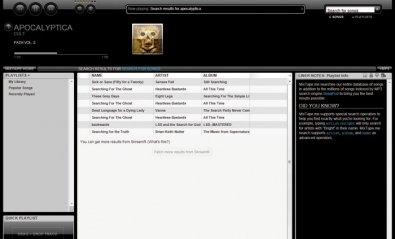 Crea cintas virtuales con las canciones de Mixtape.me