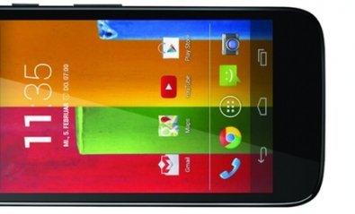 El Motorola Moto G ya está en reserva en España