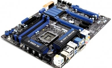 Placa base para Ivy Bridge MSI Z77A-GD65