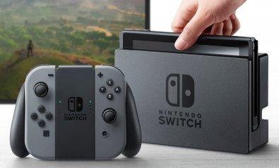 "Nintendo presenta ""Nintendo Switch"