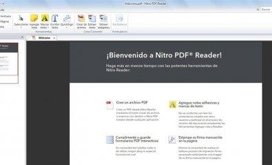 Nitro PDF Reader, la alternativa a Adobe Reader, se renueva