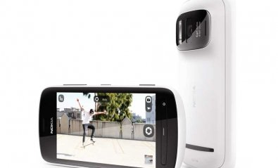 Nokia 808 PureView: un móvil «pegado» a una cámara de 41 Mpix
