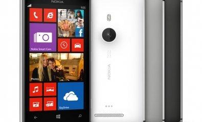 Nokia Lumia 925, un móvil con la cámara como protagonista