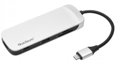 Kingston lanza un hub con 7 puertos y conexión USB Tipo C