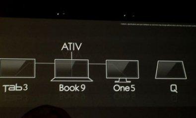 Samsung expande su gama ATIV con cinco equipos Windows 8