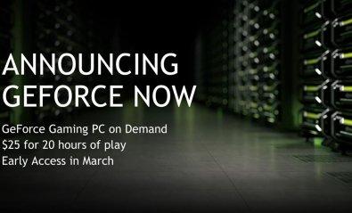 Los juegos en streaming de Nvidia llegan a PC