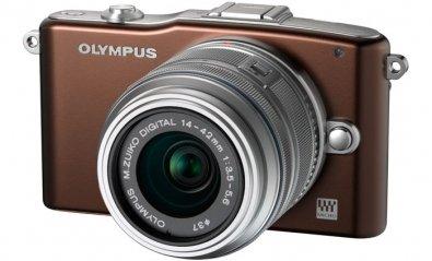 Olympus presenta en sociedad su gama de cámaras PEN