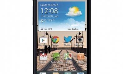 Orange Daytona, smartphone asequible con Android Jellybean