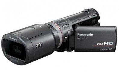 Panasonic presenta la primera videocámara 3D de consumo