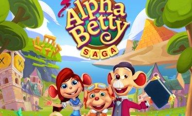 No te des por vencido, te explicamos cómo se juega a AlphaBetty Saga