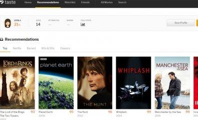 Tres webs para indecisos en la lectura, las series y el cine